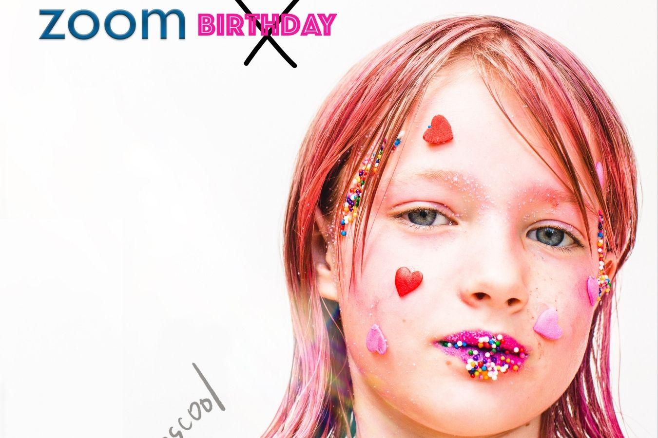 zoom birthday homescool kids band music